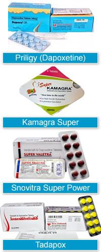 pastillas para la erección